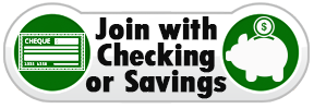 join with checking account